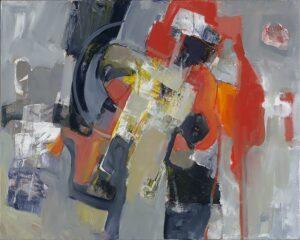 "Acrylic Painting 24 x 30 ""."